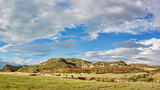 Red Mountain Open Space panorama