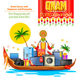Happy Onam sale offer