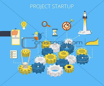 Business start