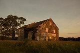 Sutfin House - golden hour