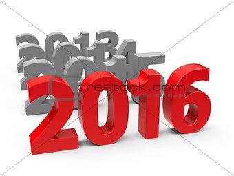 2016 come