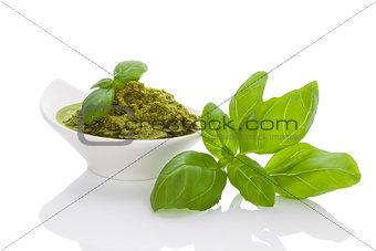 Green Pesto.