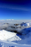 Snowy Mountains Tatras Slovakia