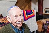 Elderly Gentleman with Yarmulke