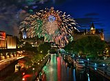 Ottawa Canada Fireworks