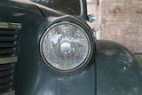 Headlight retro car