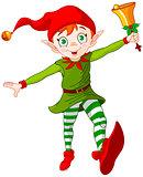 Christmas Elf Jump