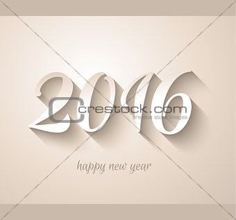 2016 Merry Chrstmas and Happy New Year Background f
