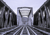 Train Tracks Bridge