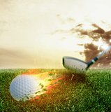 Golf fireball