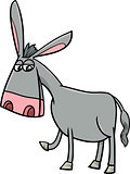 donkey farm animal cartoon
