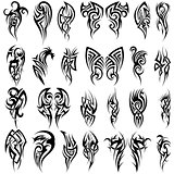 24 Tribal Tattoos