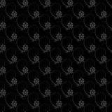 Dark floral nature seamless pattern design
