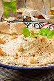 Hummus sauce