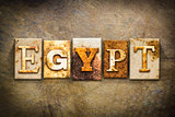 Egypt Concept Letterpress Leather Theme