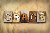 Grace Concept Rusted Metal Type