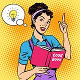 Ideas cookbook housewife