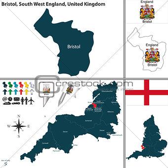Bristol, South West England, UK