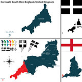 Cornwall, South West England, UK