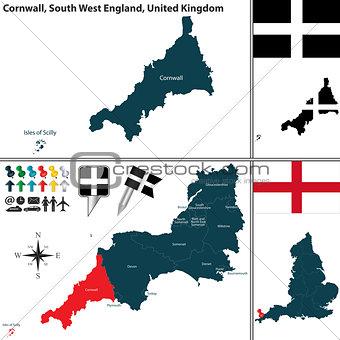 Cornwall, South West England, UK