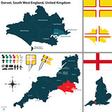 Dorset, South West England, UK