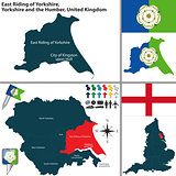 East Riding of Yorkshire, Yorkshire and the Humber, UK