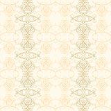 Elegant ornamental decorative pattern