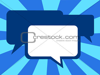 Abstract Message box