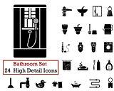 24 Energy Icons