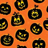 Halloween seamless background 7