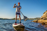 stand up paddling (SUP) in Colorado