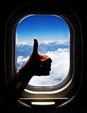 Airplane trip