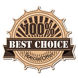 label Best Choice