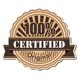 label Certified