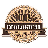 label Ecological