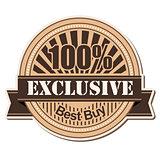 label Exclusive