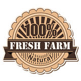 label Fresh Farm