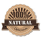 label Natural