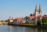Cityscape Regensburg