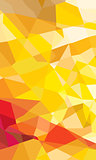 autumn geometric abstract background