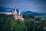 Neuschwanstein Castle.