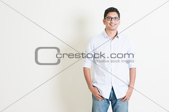 Casual business Indian man portrait