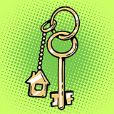 keychain house keys
