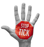 Stop Tick on Open Hand.