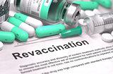 Revaccination - Medical Concept.