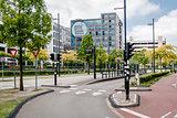 Eindhoven empty road