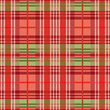 Rectangular seamless pattern mainly in red hues