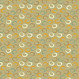 Abstract background withc color circles. Seamless pattern