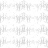 Wave seamless pattern white