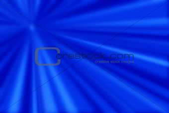 blue and white beams of light on blue background
